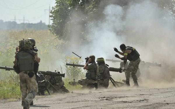 Nội chiến Ukraine khiến đất nước kiệt quệ