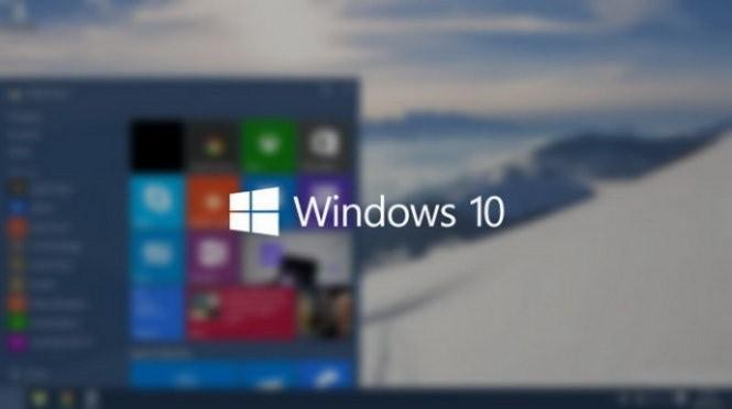 Windows 10 chính thức đến tay người dùng ngày hôm nay (29-7) - Ảnh: Microsoft