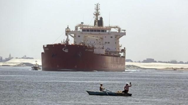 Ai Cập xây xong kênh đào Suez mới
