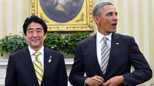 Theo Wikileaks, NSA đã nghe trộm cuộc họp tại nhà riêng của Thủ tướng Nhật Bản. Ảnh: AFP