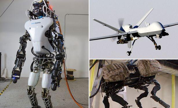 Robot hoạt động dựa trên trí thông minh nhân tạo. Ảnh minh họa: Digital Storm/Shutterstock