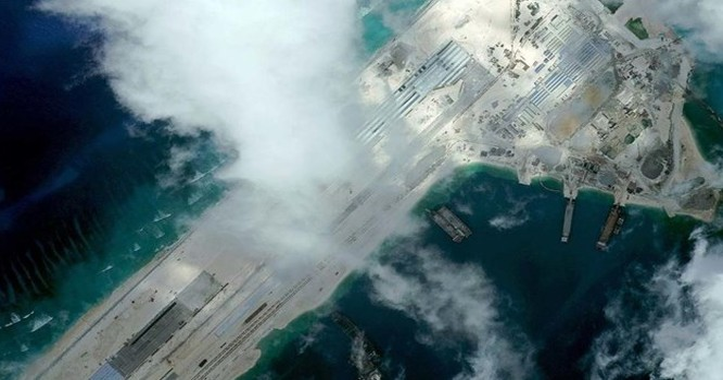 Bắc Kinh bị tố cáo là còn nạo vét 10 rạn san hô khác ở Biển Đông