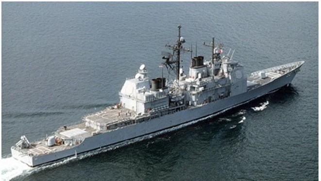 Tàu tuần dương tên lửa Ticonderoga