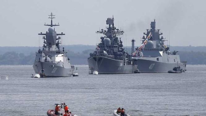 Quốc tế phê phán việc làm của Trung Quốc tại Biển Đông-Phần 2