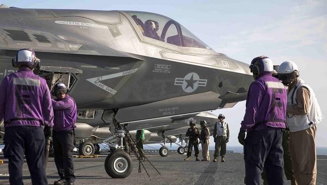F-35 - siêu tiêm kích đắt nhất thế giới