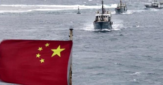 """Lộ """"chiêu trò"""" mới của Bắc Kinh ở Biển Đông"""