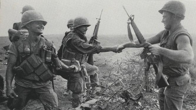 Khe Sanh - địa ngục của lính thủy đánh bộ Mỹ