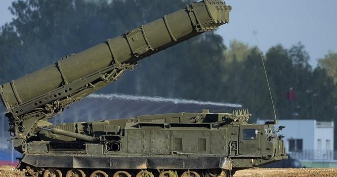 Một hệ thống phòng thủ tên lửa của Nga. Ảnh Sputnik/ Alexander Vilf