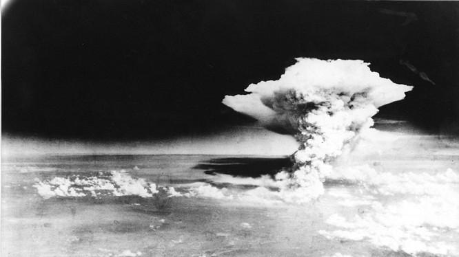 Chùm ảnh độc thảm họa hạt nhân Hirosima 70 năm trước