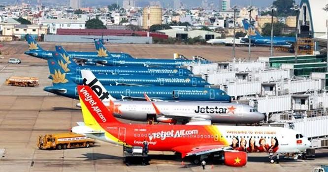 Một số hạng mục sửa chữa, cải tạo, nâng tại Cảng hàng không quốc tế Tân Sơn Nhất sẽ đưa vào khai thác tháng 2 năm 2016. - Ảnh minh họa