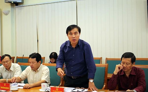 Thứ trưởng Bộ Xây dựng cho rằng, thảm hoạ tại Quảng Ninh một phần do yếu tố con người.
