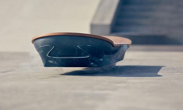 Ván trượt dùng công nghệ tàu hỏa siêu tốc hiệu Lexus