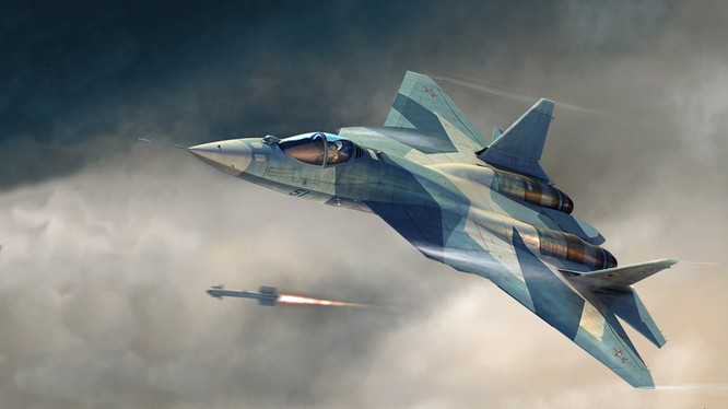 Những kỹ thuật bay không tưởng của siêu tiêm kích thế hệ 5 T-50