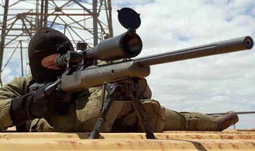 Lính bắn tỉa của lực lượng đặc nhiệm không quân Anh đã cứu sống kịp thời hai cha con ở Syria.