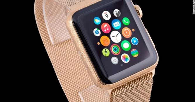 Đồng hồ mạ vàng Apple Watch Epoca Putin có giá thị trường là 197.000 rúp, tương đương gần 3.100 USD.