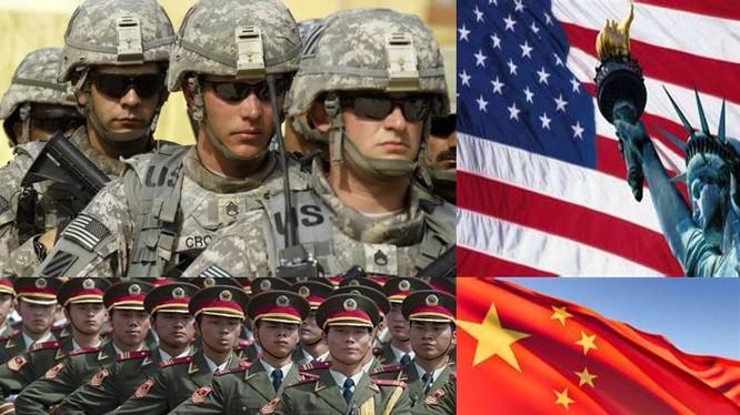 Những kịch bản dẫn đến chiến tranh Mỹ-Trung bùng nổ