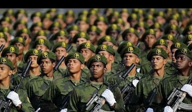 Đặc công Tây Bán cầu - Lực lượng đặc nhiệm Ó đen Cuba