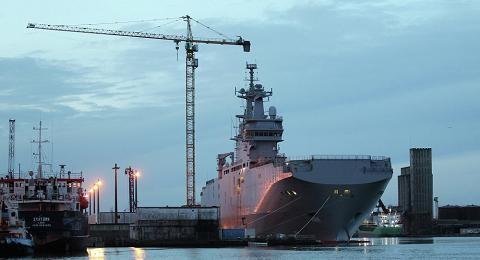 Đang tuyệt vọng, Pháp tìm được cứu tinh cho Mistral?