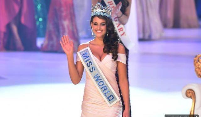 Chủ nhân vương miện Hoa hậu Thế giới 2014 qua ảnh