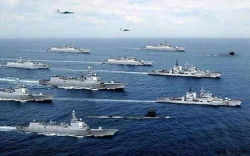 Tham vọng thống trị đại dương của hải quân Trung Quốc