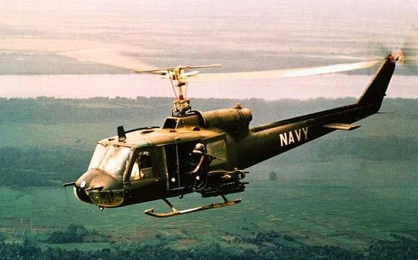 Trực thăng UH-1A Mỹ ở Việt Nam