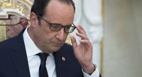 Tổng thống Pháp Hollande