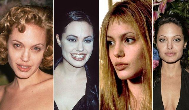 Phong cách Angelina Jolie