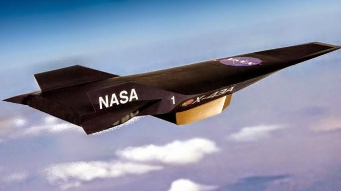 Tên lửa siêu thanh NASA X-43A Hypersonic