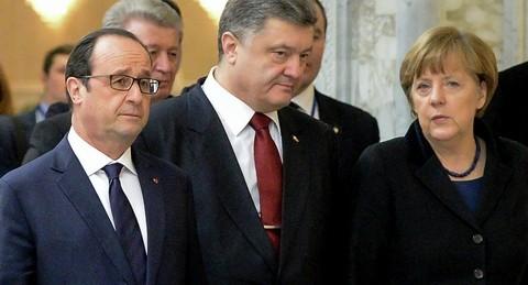 Lãnh đạo 3 nước Pháp, Đức và Ukraine sẽ có cuộc gặp gỡ trong ngày hôm nay