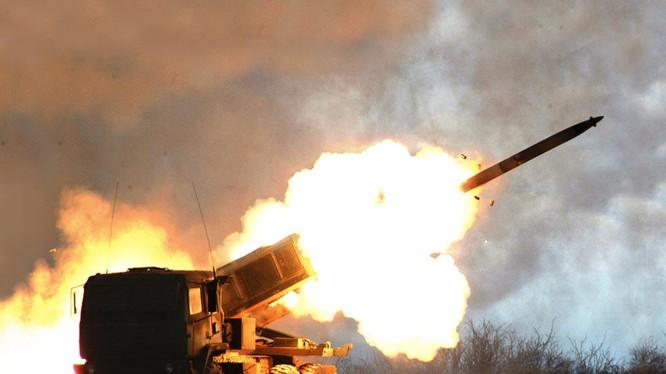 Hệ thống điều hành tác chiến pháo binh chiến trường siêu hiện đại