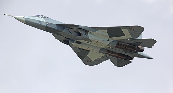 T-50 PAK – FA thử nghiệm thành công với tên lửa