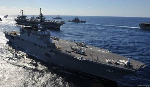 Nếu xảy ra xung đột - Nhật Bản có dành phần thắng lợi trước Trung Quốc?