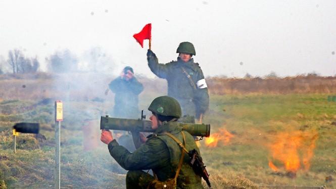 Bắn súng phóng lựu nhiệt áp