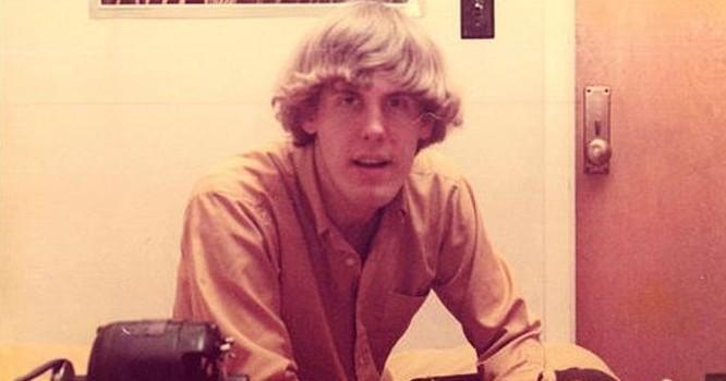 Steven Sasson vào năm 1973, khi anh bắt đầu làm việc tại Kodak.