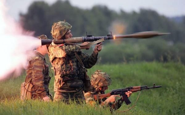 Súng phóng lựu Nga chọc thủng bất cứ thiết giáp nào