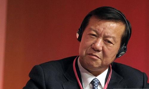 Cựu chủ tịch tập đoàn thép Deng Qilin. Ảnh: AFP