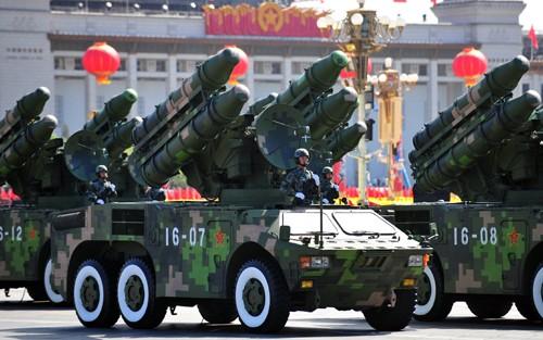 """Trung Quốc sẽ giới thiệu nhiều loại vũ khí mới """"chưa từng xuất hiện"""" tại lễ duyệt binh. Ảnh: CNN"""