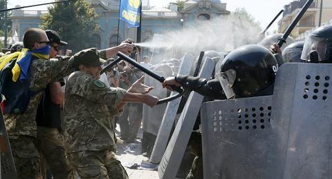 Huynh đệ tương tàn, Kiev đợi Maidan trở lại