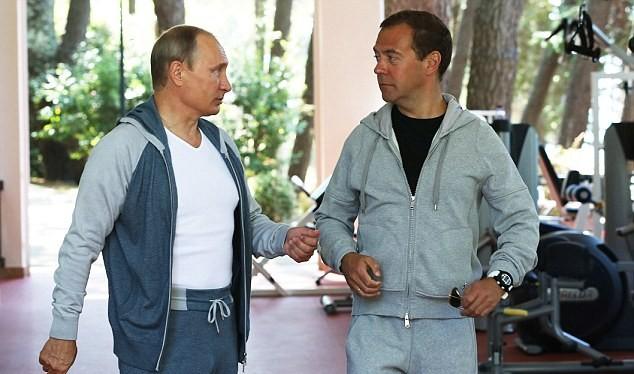 Tổng thống Putin xài hàng hiệu, sở hữu bộ sưu tập đồng hồ 500.000 USD
