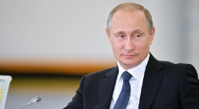 Tổng thống Nga V.Putin chúc mừng ngày Quốc Khánh Việt Nam
