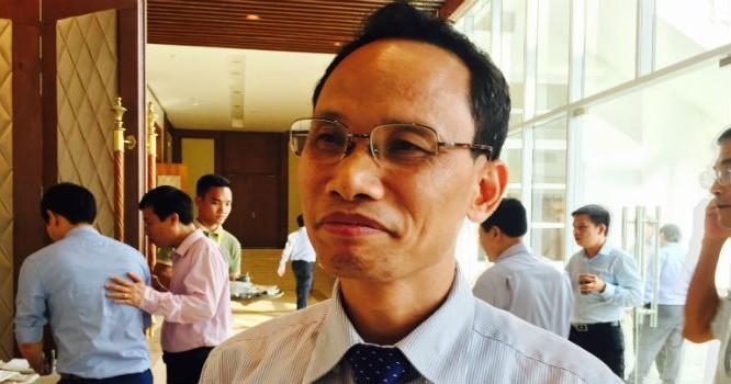 TS. Cấn Văn Lực, chuyên gia tài chính ngân hàng