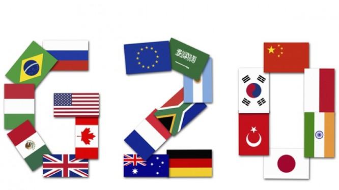 G20 thảo luận biến động của nền kinh tế toàn cầu
