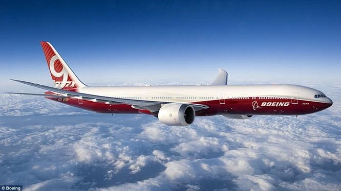 Siêu phi cơ thương mại Boeing 777-9X
