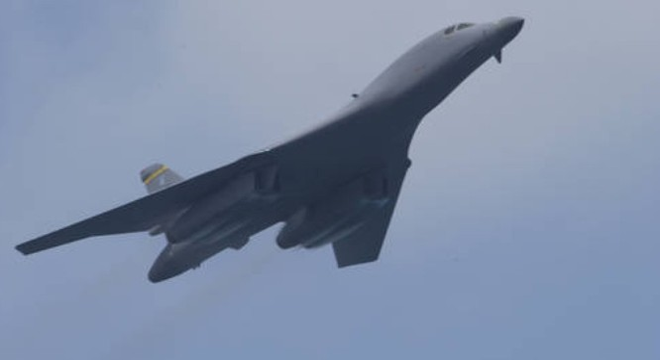 Máy bay ném bom phản lực B-1