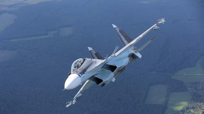 Không quân Hải quân Nga sẽ nhận được các Su-30 SM mới