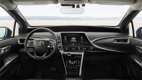 Tại trụ sở tập đoàn Toyota ở Tokyo, Mirai được bán với giá khoảng 56.000 bảng Anh.