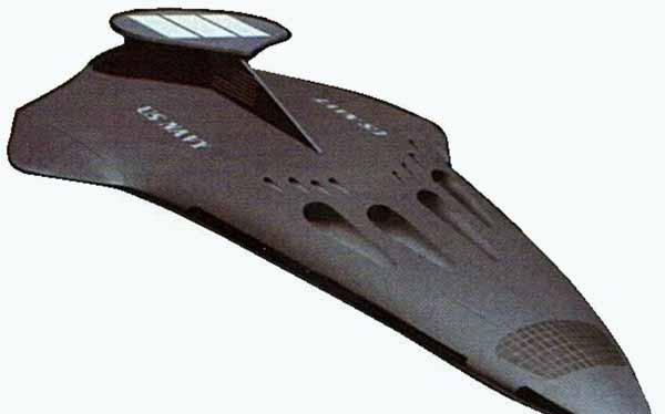 Đồ họa thiết kế tàu ngầm không người lái