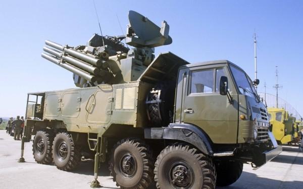 Xuất hiện tổ hợp Tên lửa - pháo phòng không Pantsir phiên bản mới đáng sợ hơn
