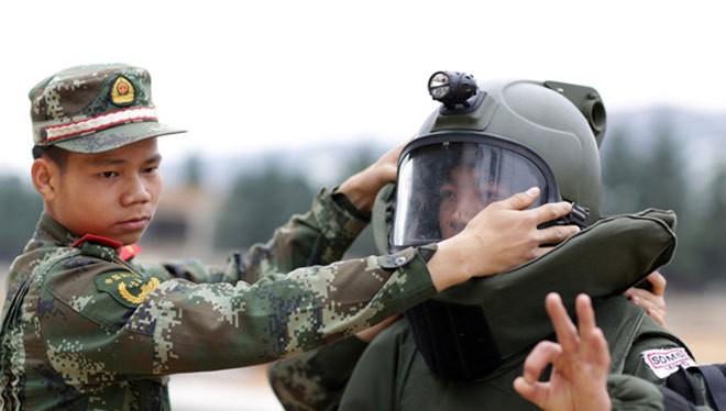 Trung Quốc phá mìn dọc biên giới Việt - Trung: Một ý đồ mới?