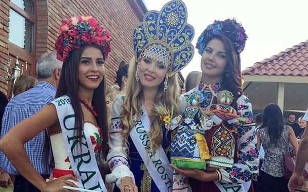 Người đẹp Rostov Nga trong mười cô gái đẹp nhất trên thế giới